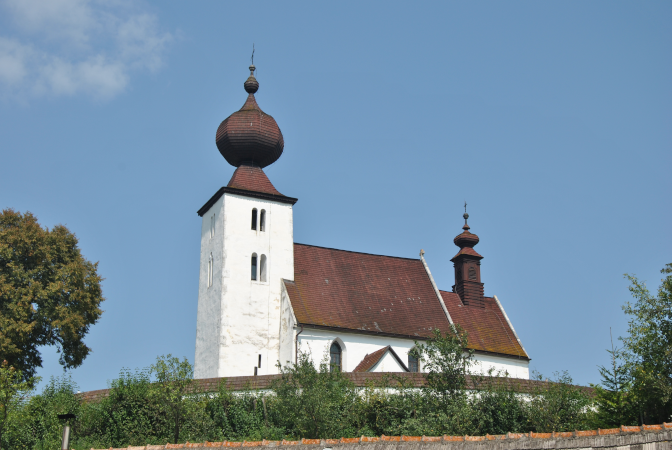 UNESCO kostol Ducha Svätého